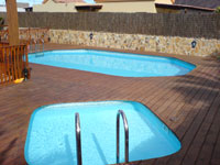 Swimming Pool Villaverde Fuerteventura